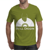 Diggin In The Crates Mens T-Shirt