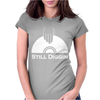 Diggin In The Crates Womens Fitted T-Shirt