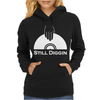 Diggin In The Crates Womens Hoodie