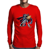 Digimon Adventure Omegamon Mens Long Sleeve T-Shirt
