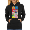 Digimon pokemon parody Womens Hoodie