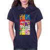 Digimon pokemon parody Womens Polo