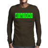 Digital Equipment Computers Dec Mens Long Sleeve T-Shirt