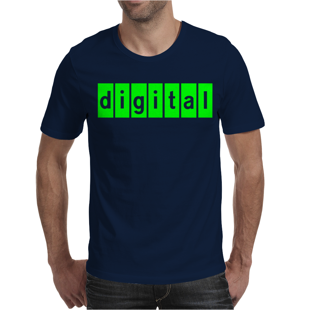 Digital Equipment Computers Dec Mens T-Shirt