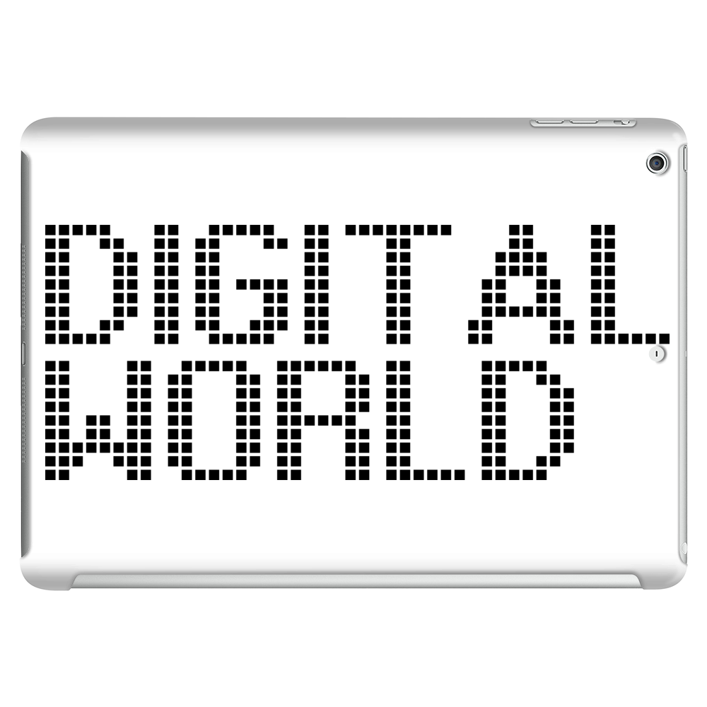 Digital World Tablet (horizontal)