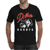 Dillas Donuts Mens T-Shirt