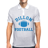 Dillon Panthers Football Mens Polo