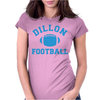 Dillon Panthers Football Womens Fitted T-Shirt