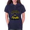 Dinner Dinner Fatman Womens Polo