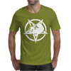 Dino Pentagram Mens T-Shirt