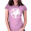 Dino Pentagram Womens Fitted T-Shirt
