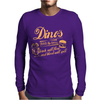 DINO'S BAR & GRILL CLASSIC ROCK - Copy Mens Long Sleeve T-Shirt