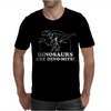Dinosaurs Are Dino-Mite Mens T-Shirt