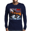 Dio Holy Diver Mens Long Sleeve T-Shirt