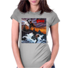 Dio Holy Diver Womens Fitted T-Shirt