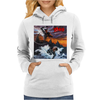 Dio Holy Diver Womens Hoodie