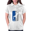 Dirk Nowitzki Dallas Mavericks Nba Logo Womens Polo