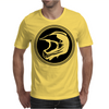 Dirt Bike Helmet Racing Mens T-Shirt