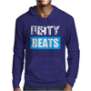 Dirty Beats Mens Hoodie