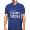 Dirty Sanchez Mens Polo