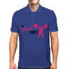 Dirty Snatch CrossFit Tee Mens Polo