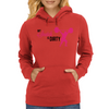 Dirty Snatch CrossFit Tee Womens Hoodie
