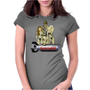 Disarem'n bombshells Womens Fitted T-Shirt