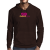 Disco Love Graphic Mens Hoodie