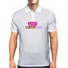 Disco Love Graphic Mens Polo