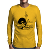 Disco Star Mens Long Sleeve T-Shirt