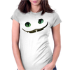 Disney Alice in Wonderland Green Eyed Womens Fitted T-Shirt