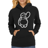 Disney Big Hero 6 Baymax Womens Hoodie