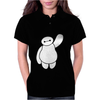 Disney Movie Big Hero 6 Baymax Waving Womens Polo