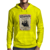 Disney Pirates Of The Caribbean Poster Wanted Jack Sparrow Mens Hoodie