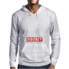 Disobey Anonymous Mens Hoodie