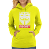 Disobey Anonymous Womens Hoodie