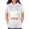 Disobey Anonymous Womens Polo