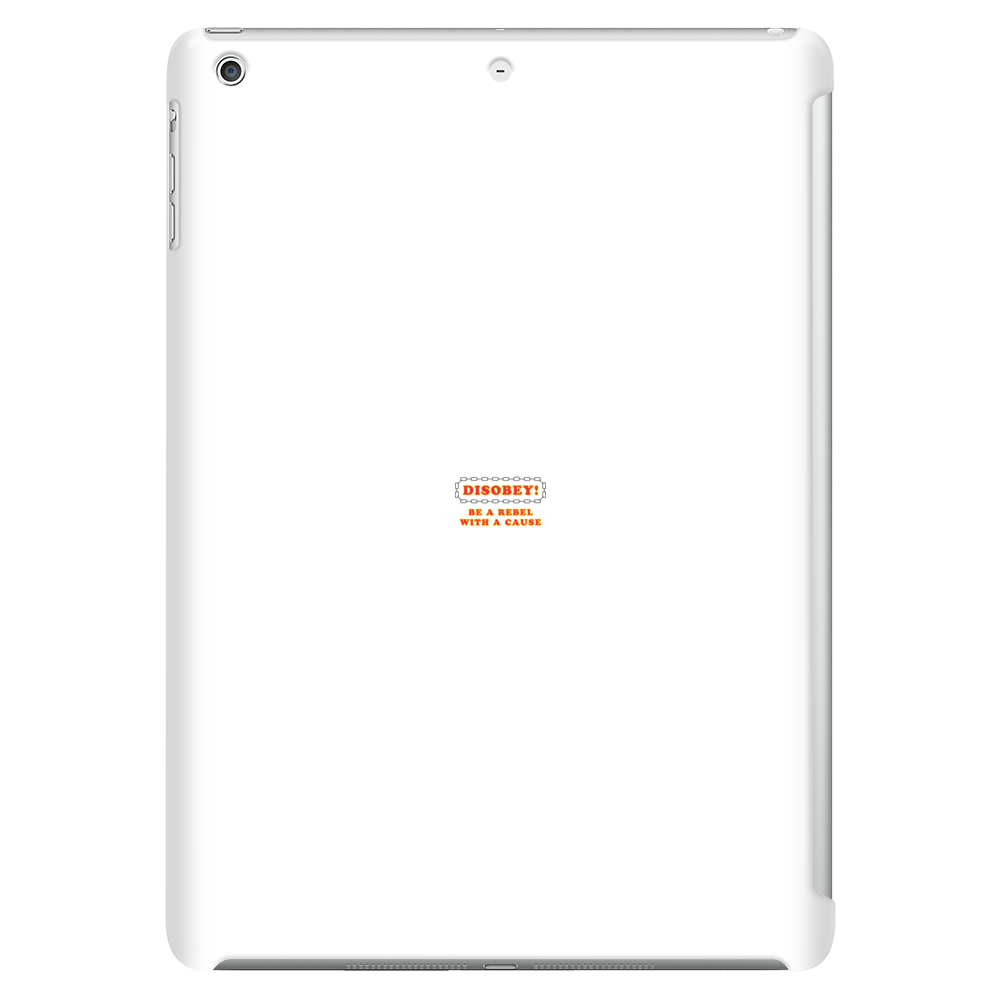 Disobey Rebel Cause Tablet (vertical)
