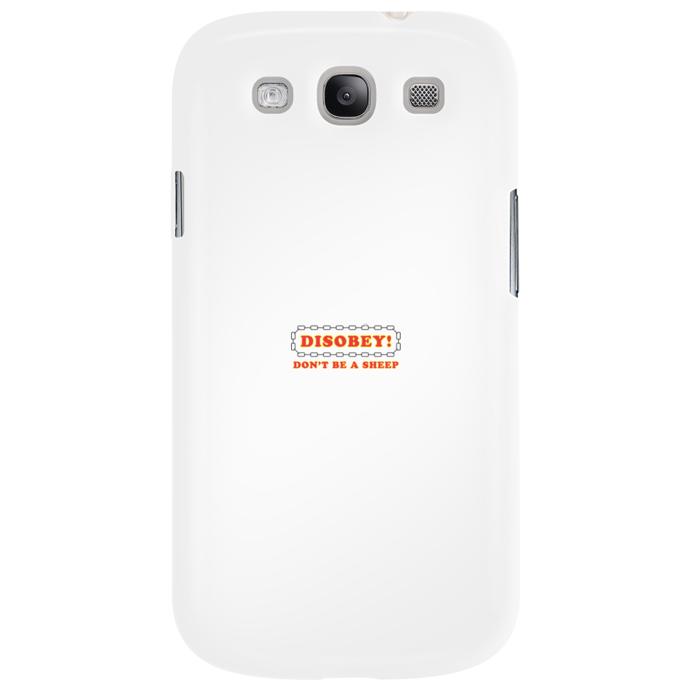 Disobey Sheep Phone Case
