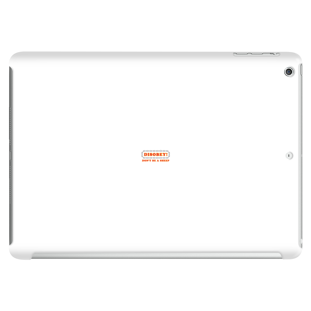 Disobey Sheep Tablet (horizontal)