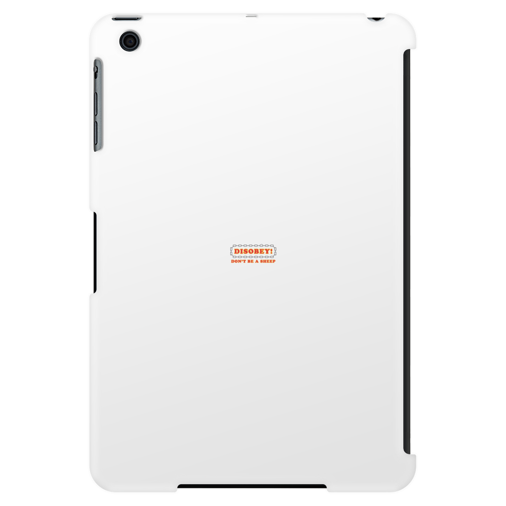 Disobey Sheep Tablet (vertical)