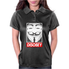 Disobey Womens Polo