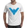 Distressed Nightwing Mens T-Shirt