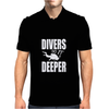 Divers Do It Deeper Mens Polo