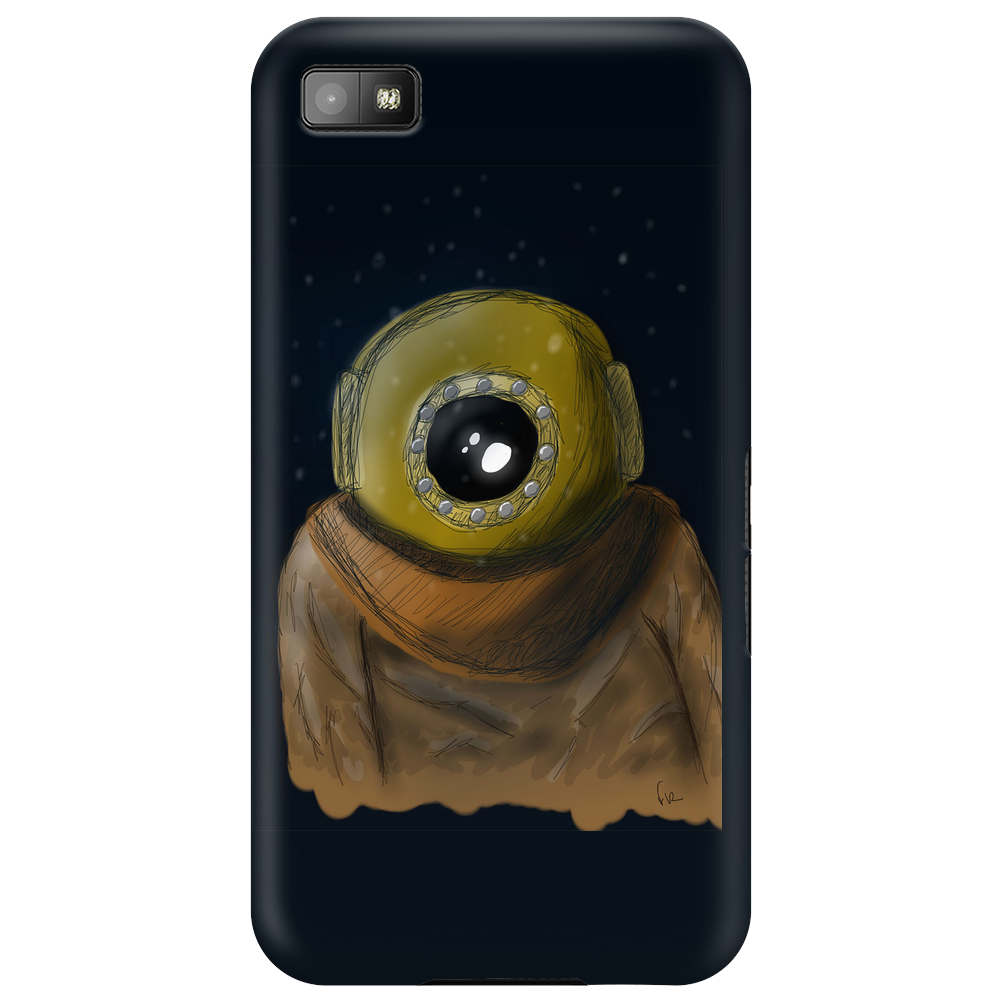 diving suit Phone Case