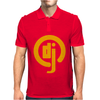 Dj Club Dance Rave Music Mens Polo