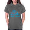 DJ Club,dance,rave,music,house,cool,funny,retro Womens Polo