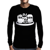 Dj Scratch Mens Long Sleeve T-Shirt