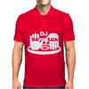 Dj Scratch Men's Mens Polo