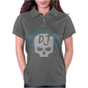 DJ Skull Womens Polo